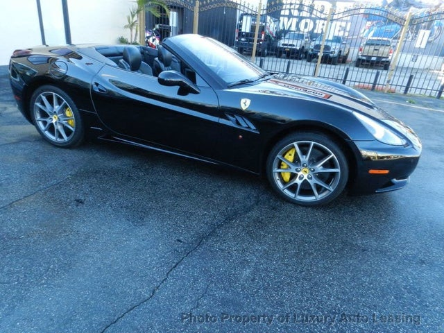 2012 Ferrari California Roadster