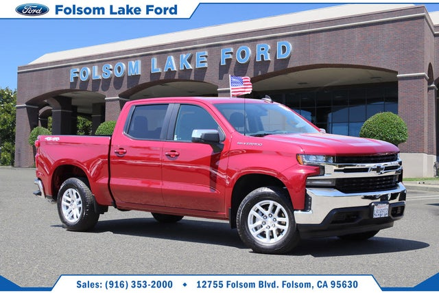 Used 2019 Chevrolet Silverado 1500 Custom Trail Boss For Sale In