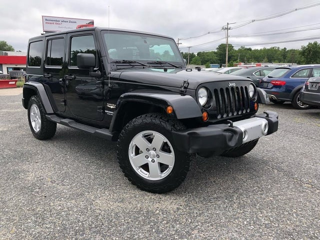 Used Jeep Wrangler Unlimited for Sale in Boston, MA - CarGurus