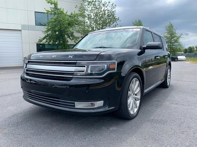 2014 Ford Flex Limited AWD