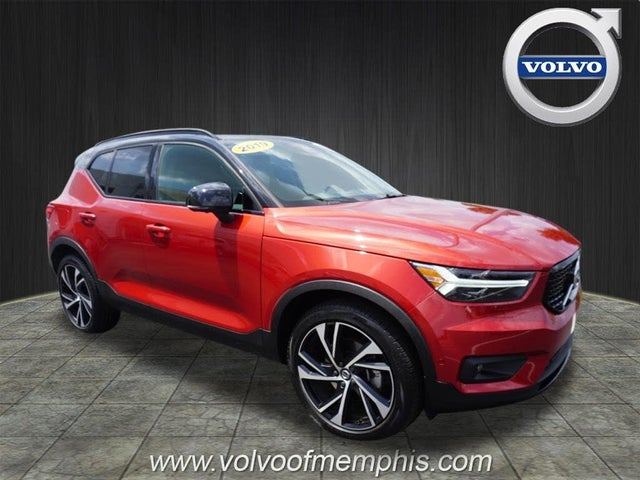 Used 2019 Volvo Xc40 T5 R Design Awd For Sale With Photos Cargurus