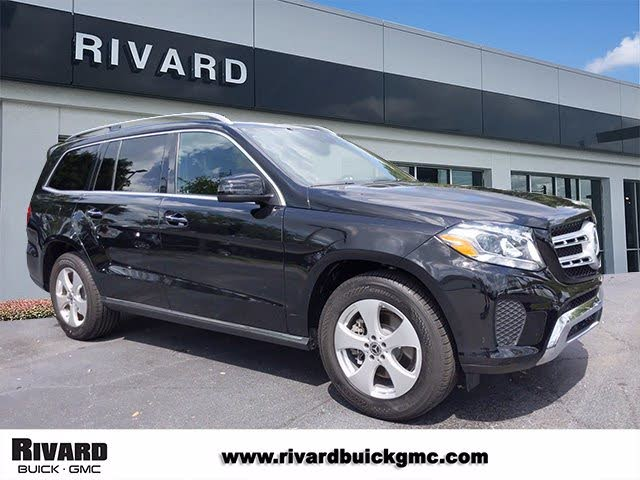 Used 2018 Mercedes-Benz GLS-Class GLS 450 for Sale (with ...