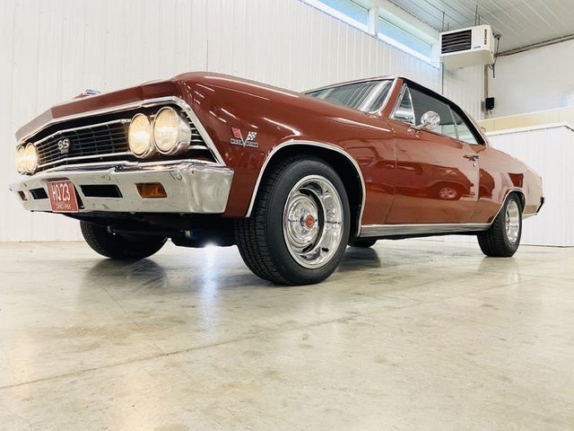 1966 Chevrolet Chevelle SS Hardtop Coupe RWD