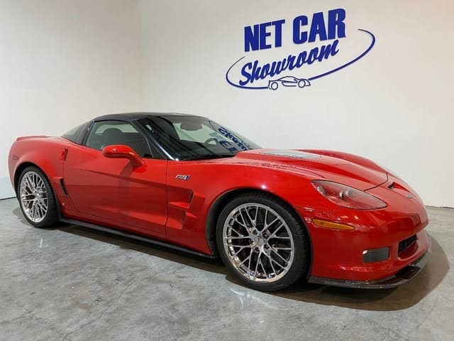 Used Chevrolet Corvette Zr1 3zr Coupe Rwd For Sale With Photos