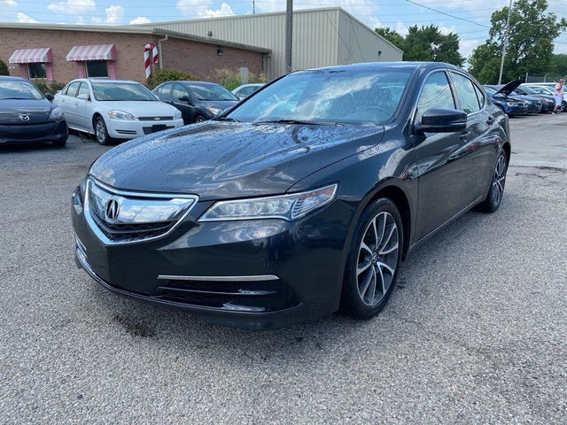 2016 Acura TLX V6 FWD