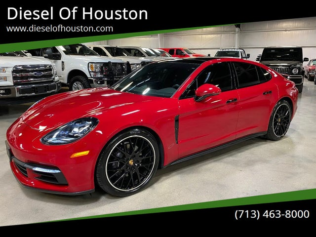 Used Porsche Panamera For Sale In Houston Tx Cargurus