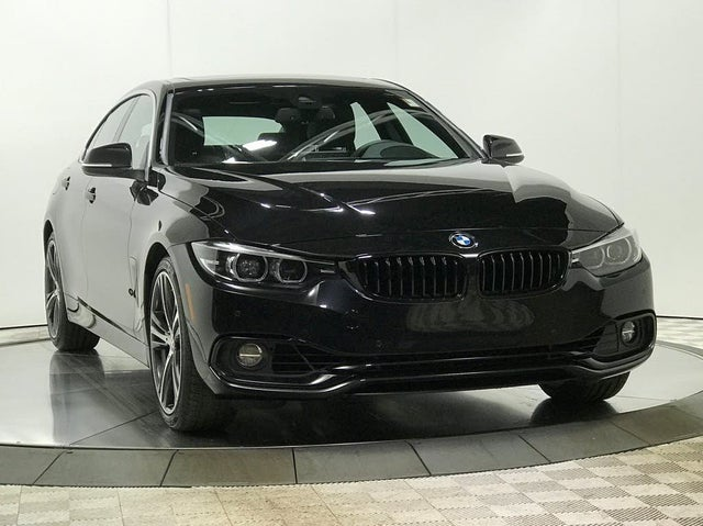2020 BMW 4 Series 440i Gran Coupe RWD