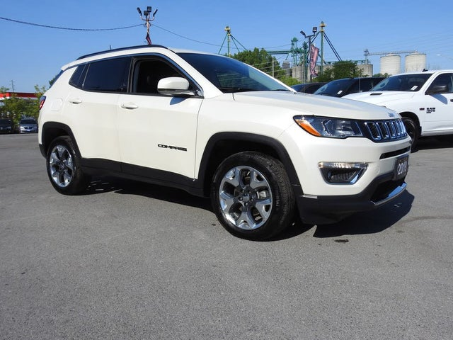 2019 Jeep Compass Limited 4WD