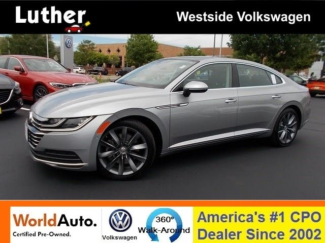 2019 Volkswagen Arteon 2.0T SEL Premium 4Motion AWD