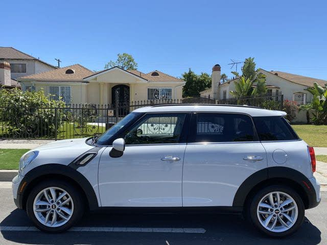 2013 MINI Countryman S FWD