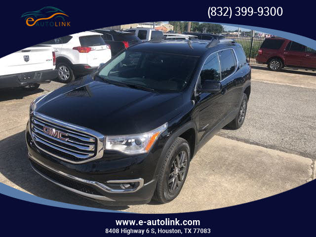 Used Gmc Acadia For Sale In Houston Tx Cargurus