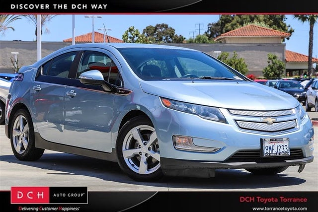 Used Chevrolet Volt For Sale In Los Angeles Ca Cargurus