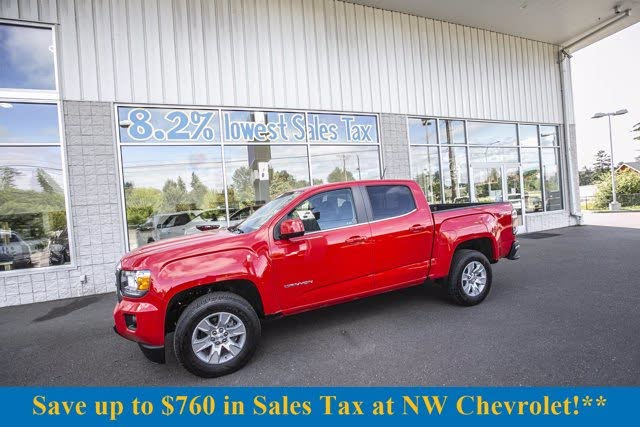 Used Gmc Canyon For Sale In Yakima Wa Cargurus