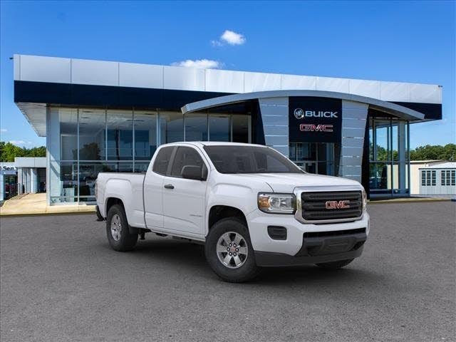 New Gmc Canyon For Sale In Greenville Sc Cargurus