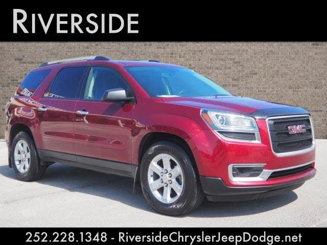 Used Gmc Acadia For Sale In Greenville Nc Cargurus