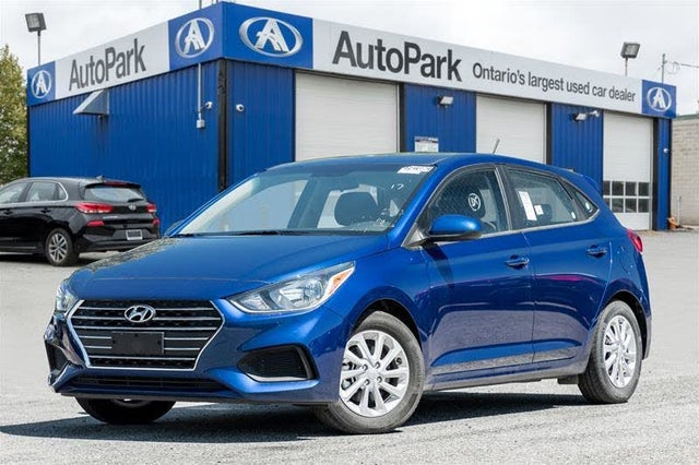 2019 Hyundai Accent Essential Hatchback FWD