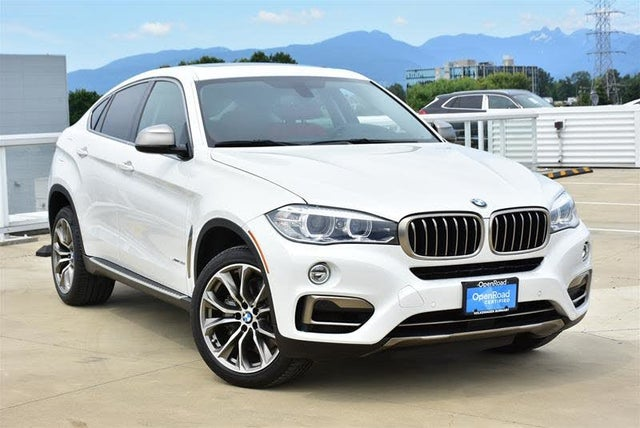 2016 BMW X6 xDrive50i AWD