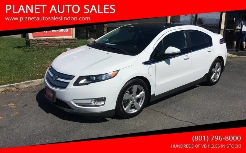 50 Best 2012 Chevrolet Volt For Sale Savings From 2 259