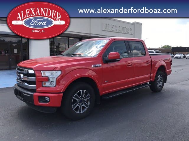 Used 2015 Ford F 150 King Ranch For Sale In Huntsville Al Cargurus