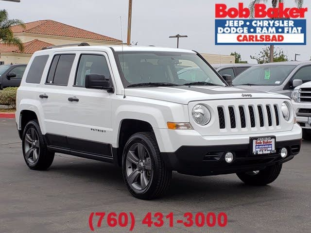 Used Jeep Patriot For Sale In San Diego Ca Cargurus
