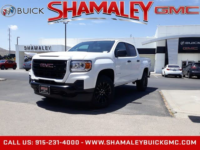 New Gmc Canyon For Sale In El Paso Tx Cargurus