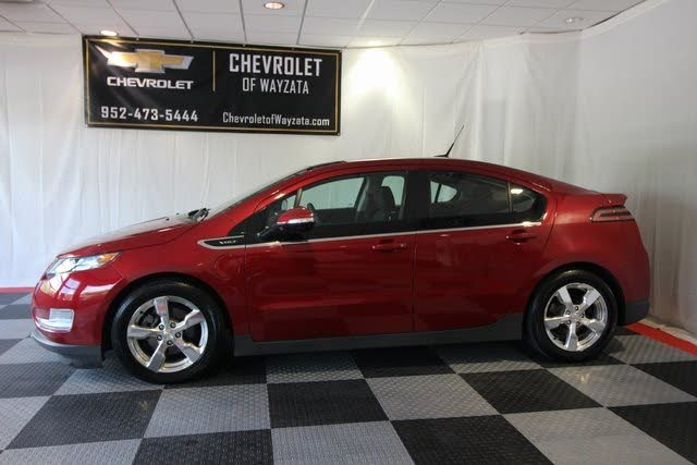 Used Chevrolet Volt For Sale In Eau Claire Wi Cargurus