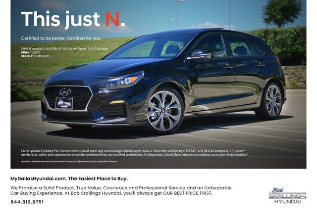 Used Hyundai Elantra GT N Line FWD for Sale (with Photos ...