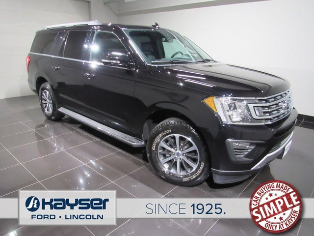 2020 Ford Expedition XLT MAX 4WD