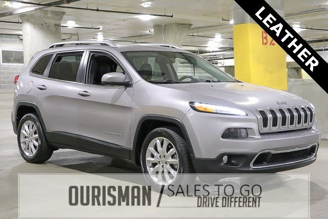 2017 Jeep Cherokee Limited FWD