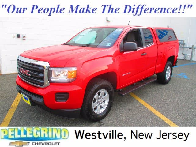 Used Gmc Canyon For Sale In Newark De Cargurus