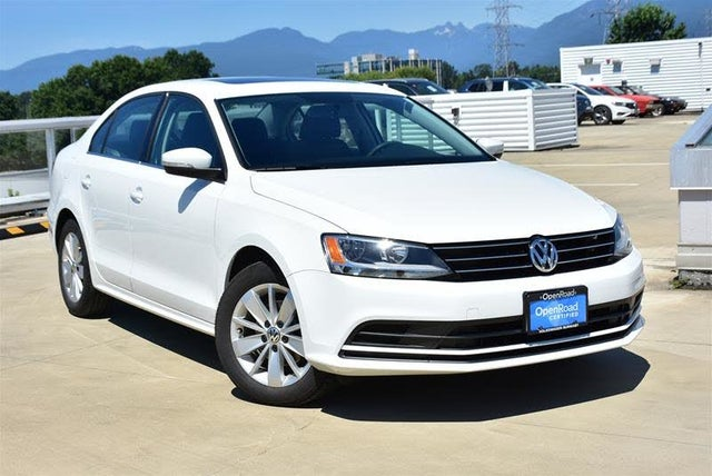 2015 Volkswagen Jetta S with Tech