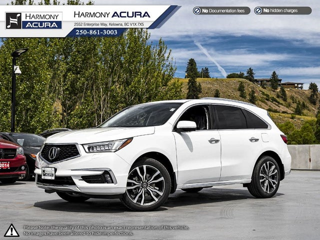 2020 Acura MDX SH-AWD with Elite Package AWD