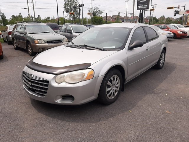 2004 Chrysler Sebring Sedan FWD