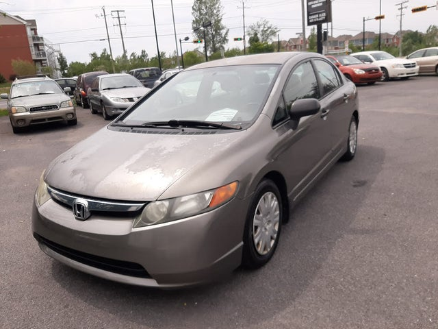 2007 Honda Civic DX