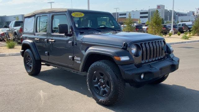 Used 2019 Jeep Wrangler Unlimited For Sale With Photos Cargurus