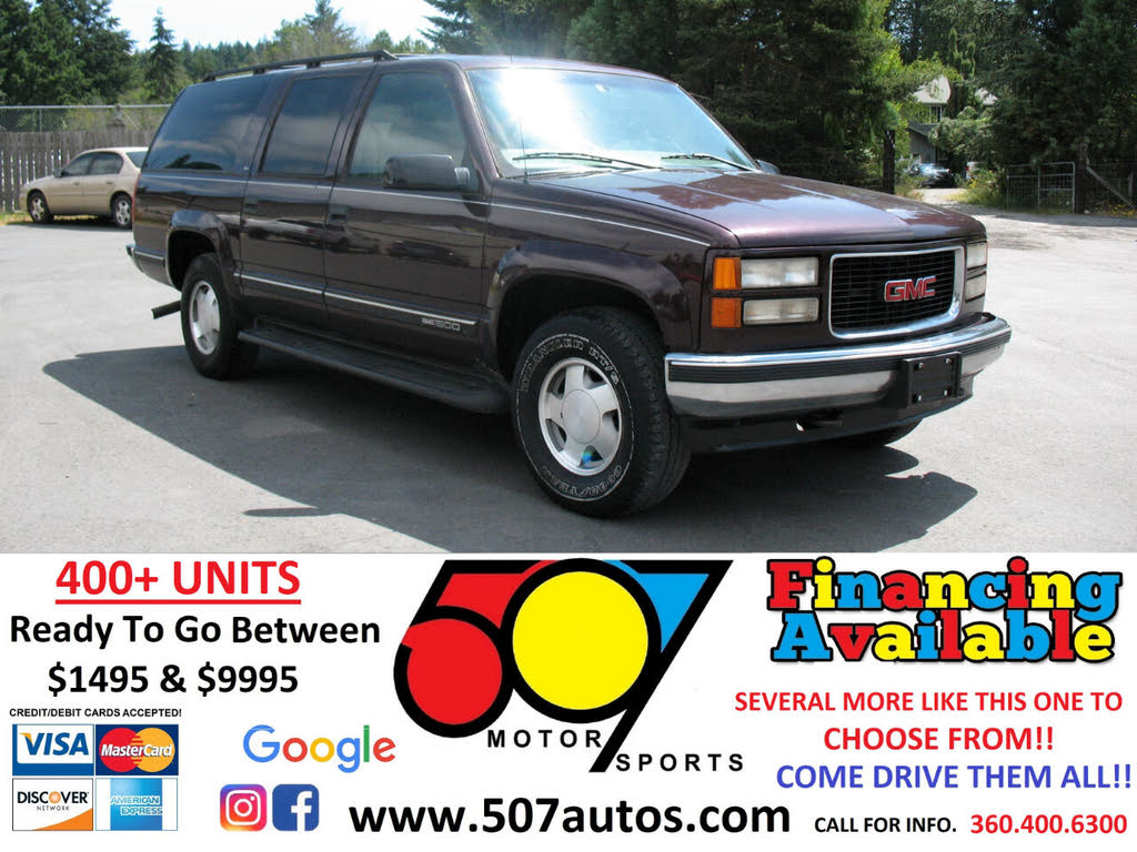 50 Best Used Gmc Suburban For Sale Savings From 2 299