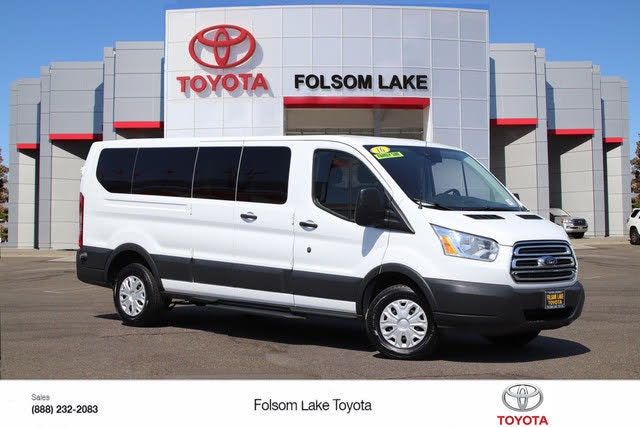 2016 Ford Transit Passenger 150 XLT Low Roof RWD with 60/40 Passenger-Side Doors