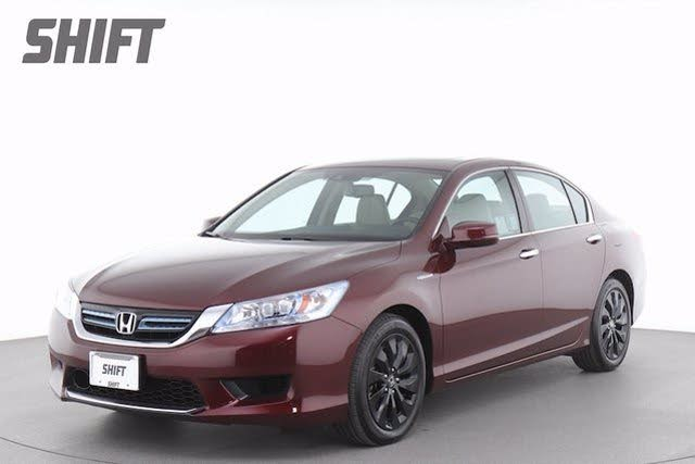 2015 Honda Accord Hybrid Touring
