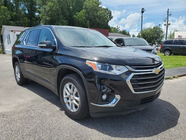 2019 Chevrolet Traverse LT Cloth FWD