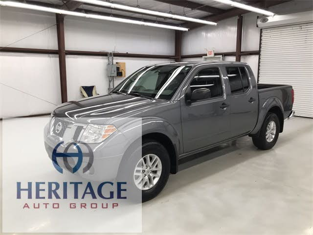 2018 Nissan Frontier SV V6 Crew Cab