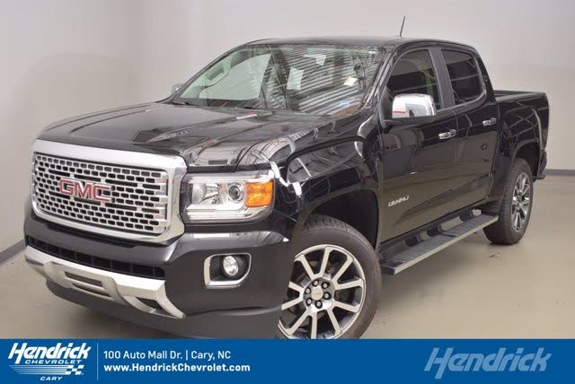 Used Gmc Canyon For Sale In Charlotte Nc Cargurus