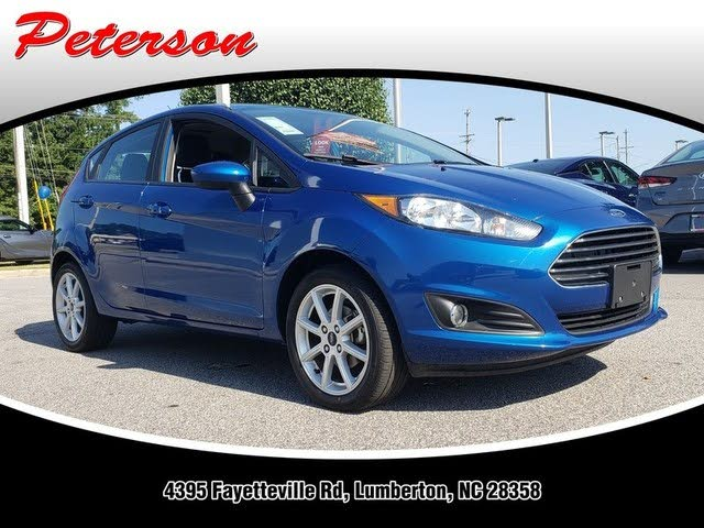 Used 2018 Ford Fiesta For Sale With Photos Cargurus