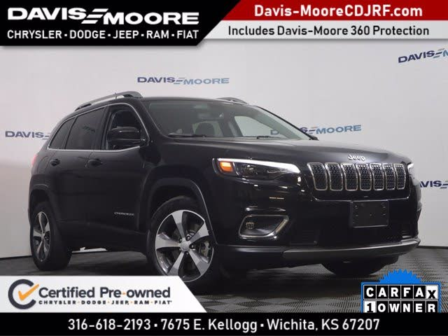 Used 2020 Jeep Grand Cherokee For Sale In Wichita Ks With Photos
