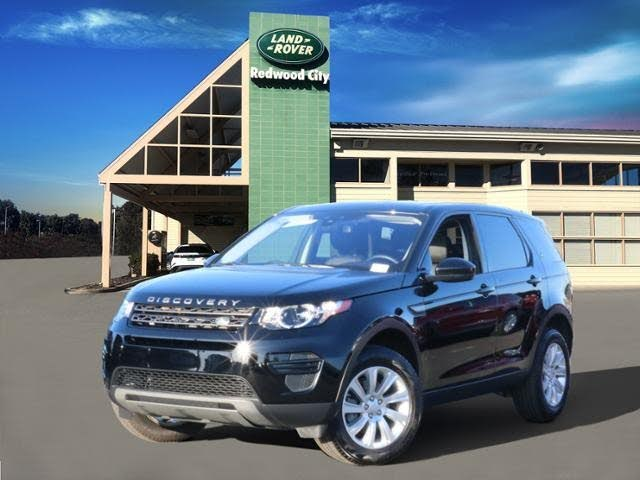 2019 Land Rover Discovery Sport SE AWD