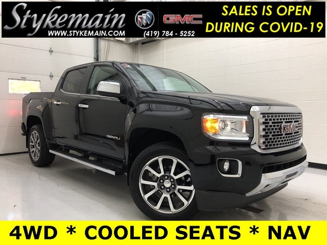 Used Gmc Canyon For Sale In Kalamazoo Mi Cargurus