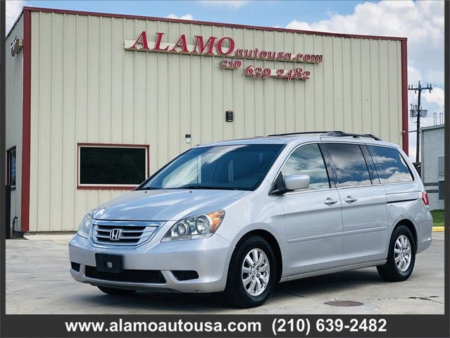 2010 Honda Odyssey EX-L FWD with Navigation and DVD