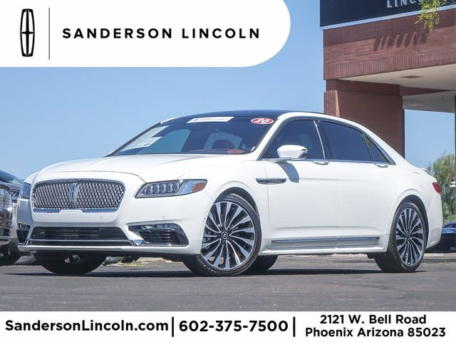 used 2020 lincoln continental black label awd for sale right now cargurus used 2020 lincoln continental black