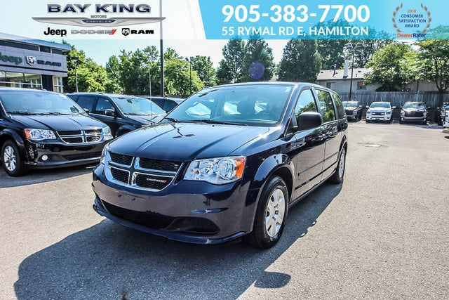 2012 Dodge Grand Caravan SE Canada Value Package FWD