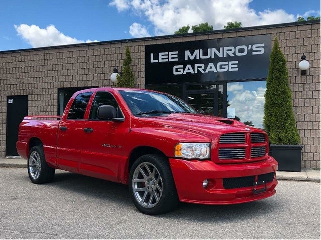 2005 Dodge RAM 1500 SRT-10 Quad Cab RWD