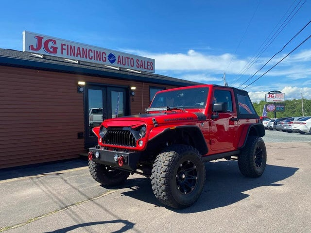 2017 Jeep Wrangler Big Bear